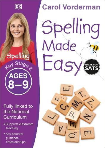 Spelling Made Easy Year 4 - Made Easy Workbooks (Paperback)