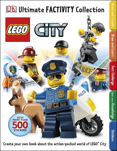 LEGO (R) City Ultimate Factivity Collection (Paperback)