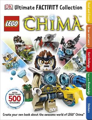 LEGO Legends of Chima Ultimate Factivity Collection (Paperback)