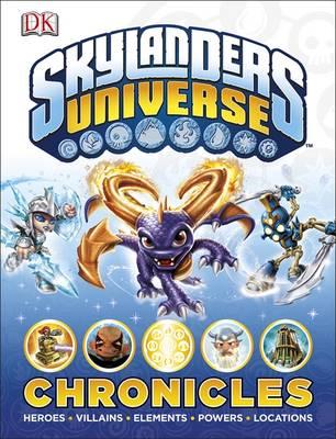 Skylanders Universe Chronicles (Hardback)