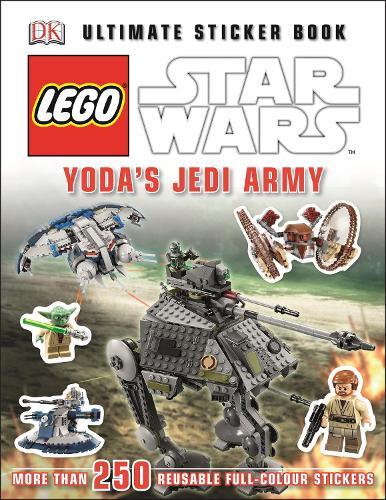 LEGO (R) Star Wars (TM) Yoda's Jedi Army Ultimate Sticker Book - Ultimate Stickers (Paperback)