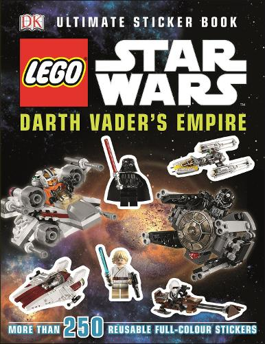 LEGO (R) Star Wars (TM) Darth Vader's Empire Ultimate Sticker Book - Ultimate Stickers (Paperback)