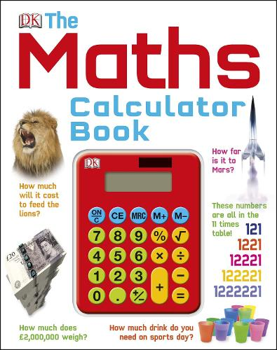 The Maths Calculator Book (Hardback)