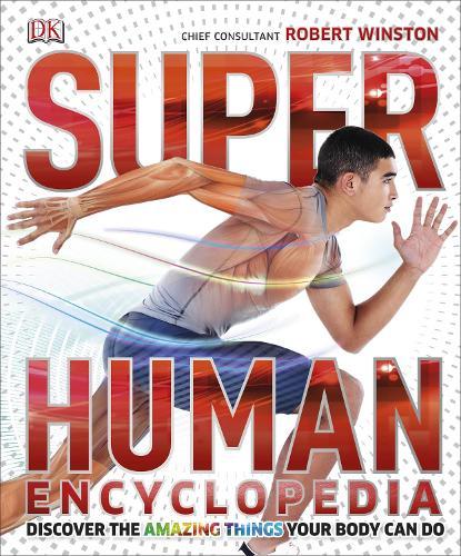 SuperHuman Encyclopedia (Hardback)
