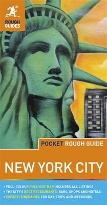 Pocket Rough Guide New York City - Pocket Rough Guides (Paperback)