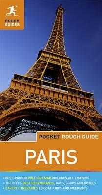 Pocket Rough Guide Paris - Pocket Rough Guides (Paperback)