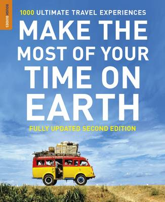Make the Most of Your Time on Earth (Compact Edition): Compact Edition: The Rough Guide to the World (Paperback)
