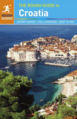 The Rough Guide to Croatia - Rough Guides (Paperback)