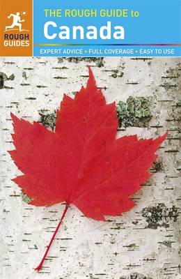 The Rough Guide to Canada - Rough Guides (Paperback)