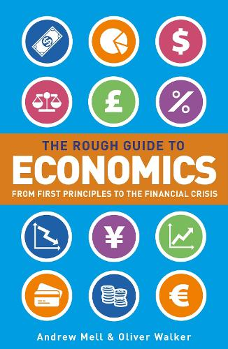 Rough Guide to Economics, The - Rough Guide Reference (Paperback)
