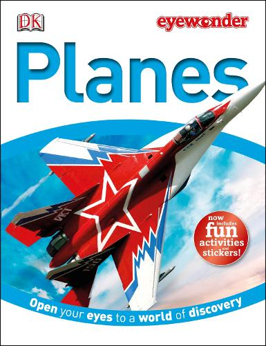Planes - Eyewonder (Hardback)