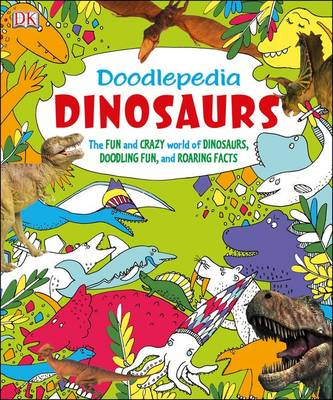 Doodlepedia Dinosaurs (Paperback)
