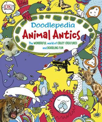 Doodlepedia Animal Antics (Paperback)