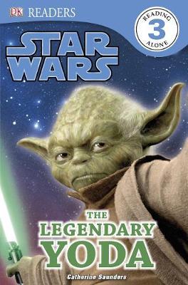 Star Wars The Legendary Yoda - DK Readers Level 3 (Paperback)