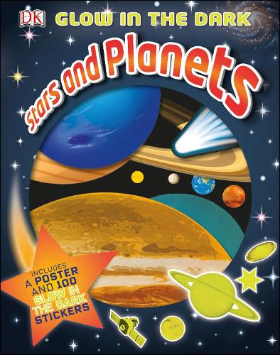 Glow in the Dark Stars and Planets (Hardback)