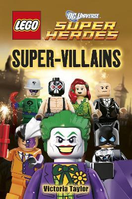 LEGO (R) DC Super Heroes Super Villains - DK Readers Level 2 (Hardback)