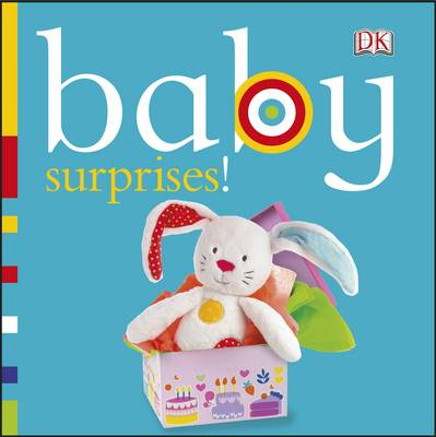 Chunky Baby Surprises! - Chunky Baby (Board book)