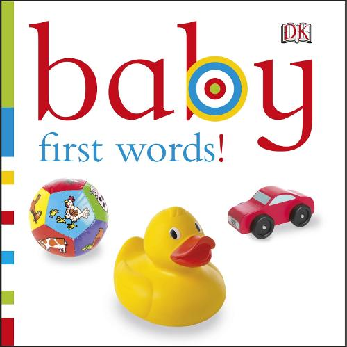 Baby First Words! - Chunky Baby (Board book)