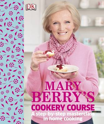 Mary Berry's Cookery Course (Hardback)