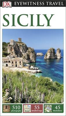 DK Eyewitness Travel Guide Sicily (Paperback)