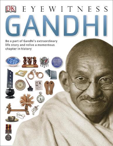 Gandhi - Eyewitness (Paperback)