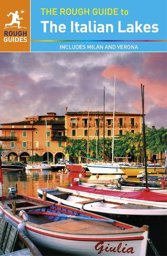 The Rough Guide to the Italian Lakes - Rough Guides (Paperback)