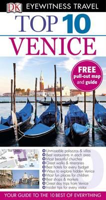 DK Eyewitness Top 10 Travel Guide: Venice - DK Eyewitness Top 10 Travel Guide (Paperback)