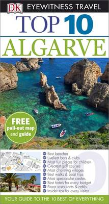 DK Eyewitness Top 10 Travel Guide: Algarve - DK Eyewitness Top 10 Travel Guide (Paperback)