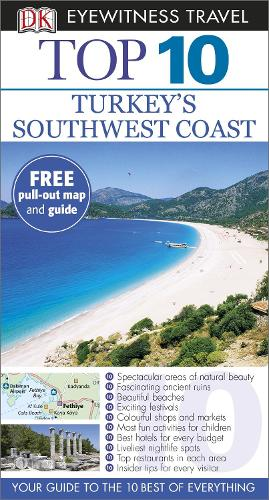 Top 10 Turkey's Southwest Coast - DK Eyewitness Travel Guide (Paperback)