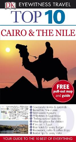 Top 10 Cairo and the Nile - DK Eyewitness Travel Guide (Paperback)