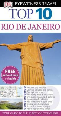 DK Eyewitness Top 10 Travel Guide: Rio de Janeiro - DK Eyewitness Travel Guide (Paperback)