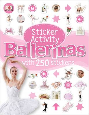 Sticker Activity Ballerinas - Sticker Activity (Paperback)