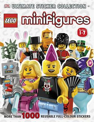 LEGO (R) Minifigures Ultimate Sticker Collection - Ultimate Stickers (Paperback)