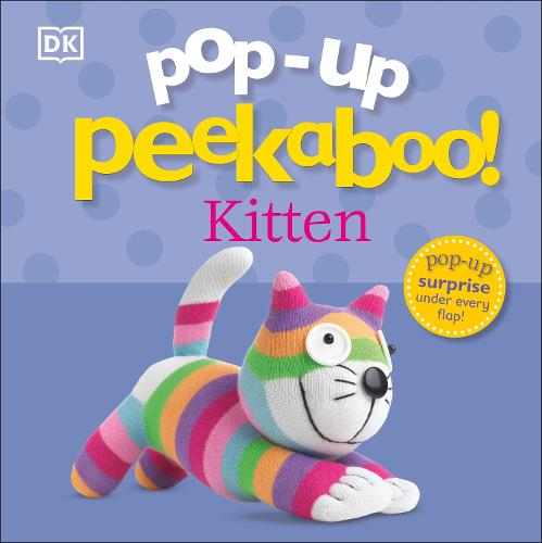Pop-Up Peekaboo! Meow! - Pop-up Peekaboo (Board book)
