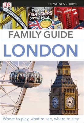 Family Guide London (Paperback)