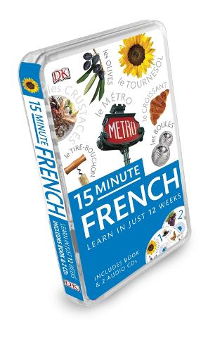 15-Minute French - Eyewitness Travel 15-Minute Language Packs