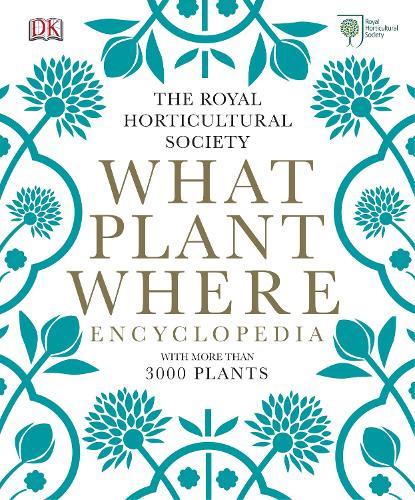 RHS What Plant Where Encyclopedia (Hardback)