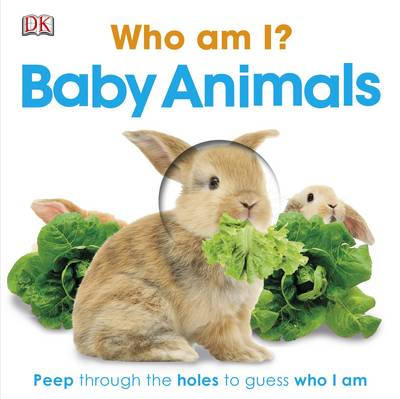 Who am I? Baby Animals (Board book)