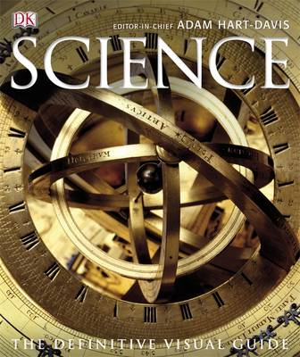 Science: The Definitive Visual Guide (Hardback)