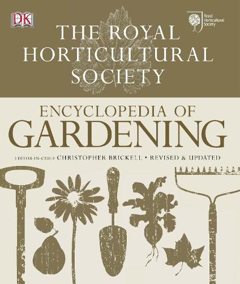 RHS Encyclopedia of Gardening (Hardback)