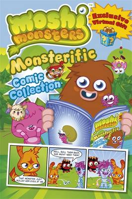 Moshi Monsters: Monsterific Comic Collection - Moshi Monsters (Paperback)