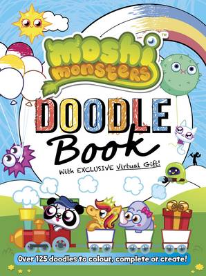Moshi Monsters: Doodle Book (Paperback)