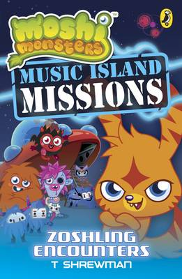 Moshi Monsters: Music Island Missions: Zoshling Encounters (Paperback)
