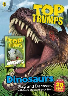 Top Trumps: Dinosaurs - Top Trumps (Paperback)