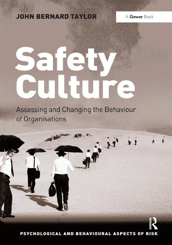 Safety Culture: Assessing and Changing the Behaviour of Organisations (Hardback)