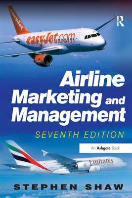 Airline Marketing and Management (Paperback)