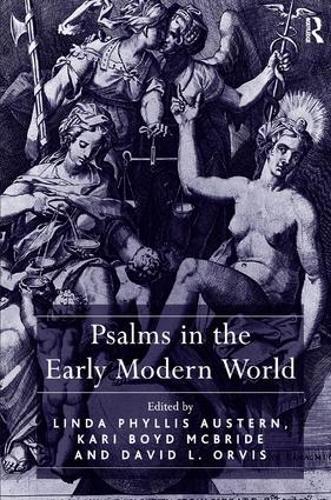 Psalms in the Early Modern World (Hardback)