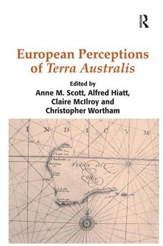 European Perceptions of Terra Australis (Hardback)