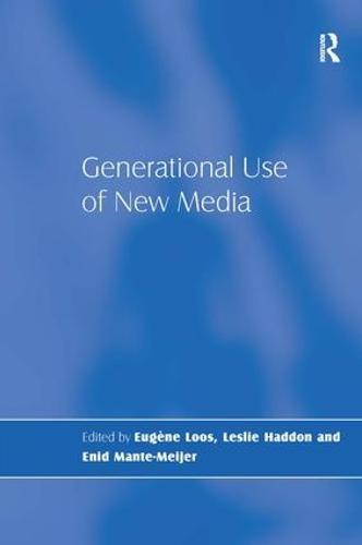 Generational Use of New Media (Hardback)