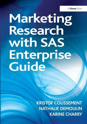 Marketing Research with SAS Enterprise Guide (Paperback)